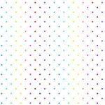 Rainbow Sprinkles 25cm cut WOF