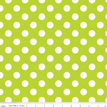 Dotty quilting fabric