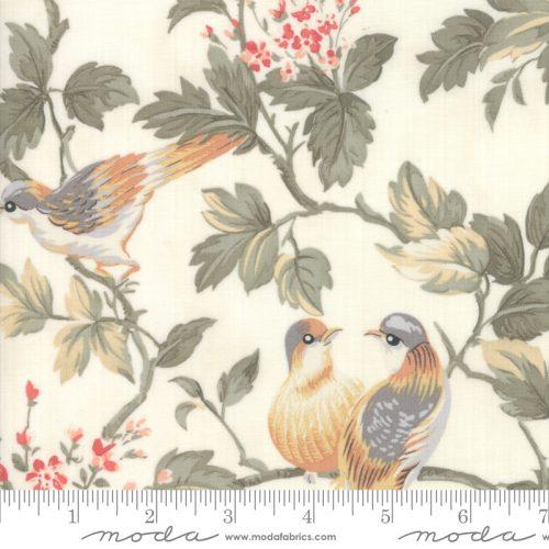 Bird quilt fabric
