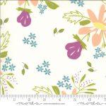 Balboa Floral by Sherri & Chelsi, 25cm cut WOF