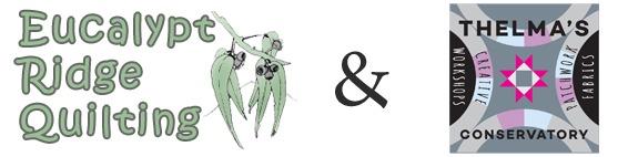Eucalypt Ridge Quilting Service Logo