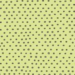Pixie Dots Square Block Blender, Light Green, 25cm cut WOF
