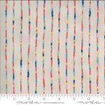 Lulu Stripe Linen, 25cm cut WOF