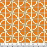 Cross in Orange, 25cm cut WOF