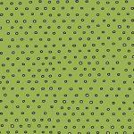 Pixie Dot square dot blender, Lime, 25cm cut WOF