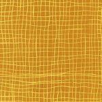 Mark to Make, batik Grid, Marigold, 25cm cut WOF