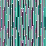 Parallel Segments, Seaglass, 25cm cut WOF