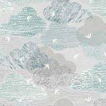 Elements, Clouds, 25cm cut WOF