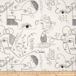 Cubist Perception, 25cm cut WOF