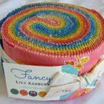 Fancy by Lily Ashbury, Jelly Roll precut