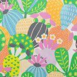 Desert Bloom, Flowering Cacti, 25cm cut WOF